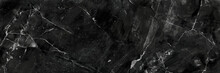 Black Marble Stone Texture Background