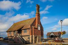 The Moot Hall, Aldeburgh, Suffolk, England
