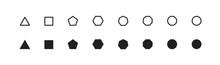 Basic Geometric Shape, Simple ...