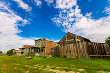 Historic Roadside Attraction, 1880 Town Built To Model A Functioning Town In The 1880s, Midland, South Dakota