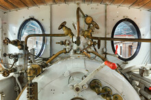 Control Details Of An  Steam L...