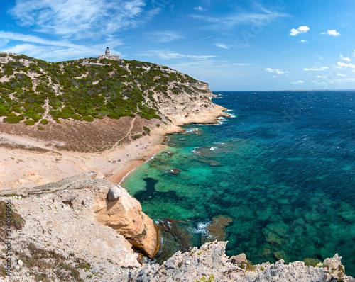 Photo Corse, Bonifacio, plage saint antoine