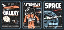 Galaxy Adventure, Astronaut Ac...