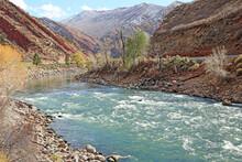 Colorado River In Glenwood Spr...