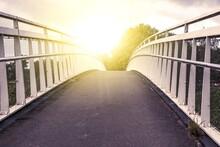 Path To Sunlight Through  . Sa...