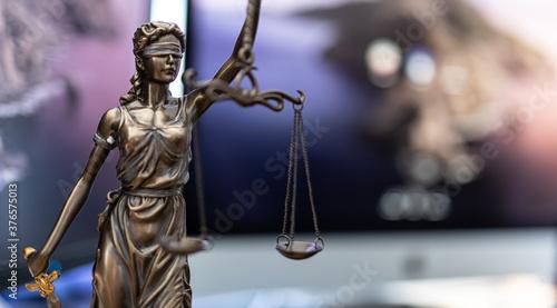 Fotografie, Obraz legal law justice modern symbol balance