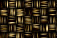 Brown Basket Weave Seamless Ba...