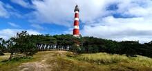 Lighthouse On Ameland Netherlands