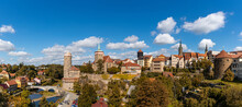 Panorama Cityscape View Of The...