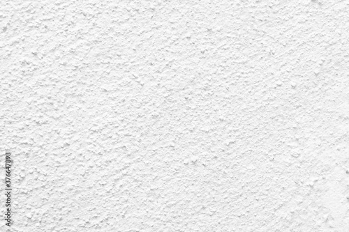 Beautiful rough grain concrete floor white color pattern texture for cool backg Fotobehang