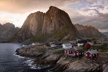 View A Little Fishing Village ...