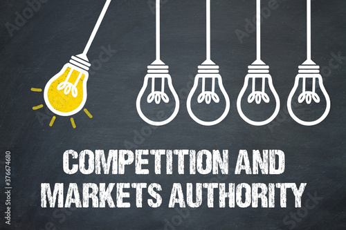 Competition and Markets Authority Wallpaper Mural
