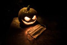 Halloween During Corona Virus ...