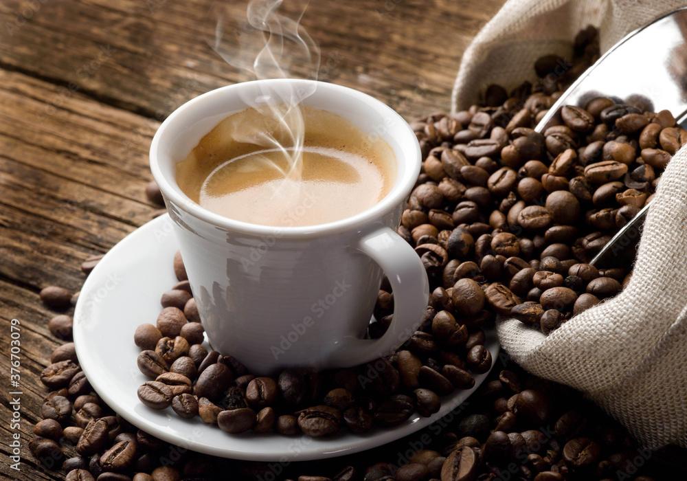 Fototapeta Café