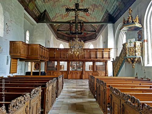 Fototapeta St.Laurentius Kirche in Tönning