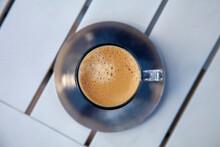 Café Vu Du Dessus