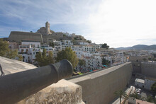 Cannon Overlooking Ibiza