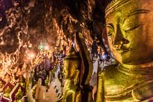 Pindaya Caves, Pindaya, Shan S...