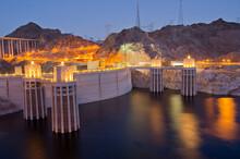 Hoover Dam, Boulder Dam, Arizo...