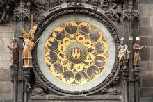 Detail Of Astronomical Clock O...