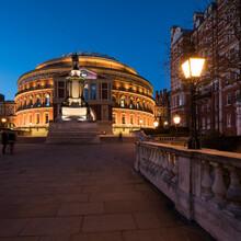 Exterior Of Royal Albert Hall,...