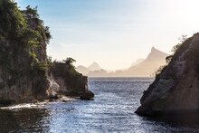 Guanabara Bay With Christ The ...