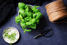 Fresh Aromatic Culinary Herbs....