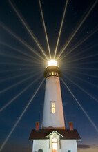 Pigeon Point Lighthouse In Cal...