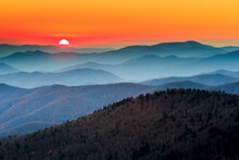 Great Smoky Mountains During S...