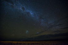 View Of Milky Way Over Namib D...