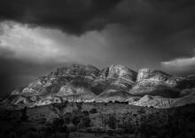 Scenic View Of Mountain Range ...