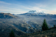 View Of Mount Saint Helens, Washington