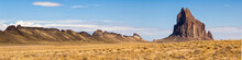 Shiprock Is Volcanic Plug In Northwestern Corner Of New Mexico