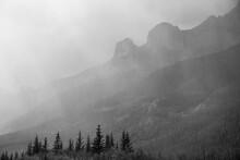 View Of Banff National Park Du...