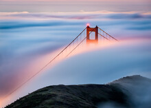 View Of Golden Gate Bridge Cov...