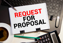 Request For Proposal Text On B...