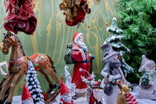 Old Fashioned Christmas Toys -...