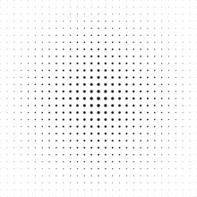 Create Halftone Pattern Abstra...