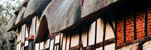 Ann Hathaways Cottage - Home Of William Shakespeares Wife - Shottery, Stratford Upon Avon, Warwickshire, England, UK
