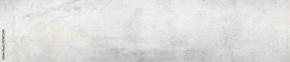 Fototapeta Texture of a white concrete wall as a background