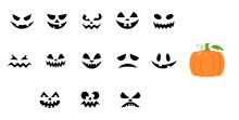Separate Halloween Jack O Lant...