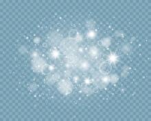 Sparkling Magic Dust Particles...