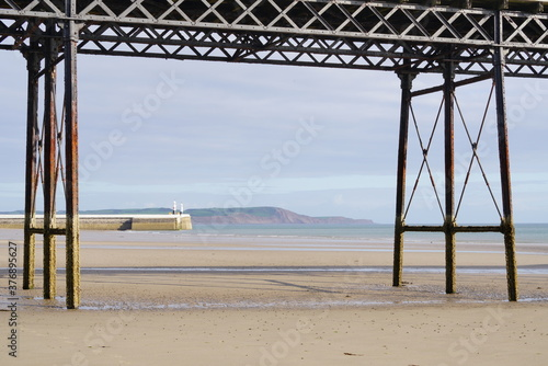 Carta da parati Ramsey Beach Isle Of Man