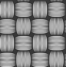 Weave Seamless Pattern, Vector...