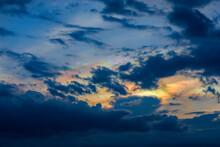 Beautiful Irisation,Rainbow Clouds,Sky Beautiful,Colorful Clouds In The Overcast Sky,Iridescent Cloud ,Iridescent Pileus,Iridescenc