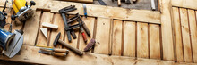 Renovating An Old Barn Door