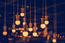 Illuminated Pendant Lights Han...