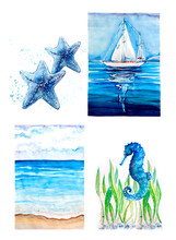 Collection Aquarelle Painting ...