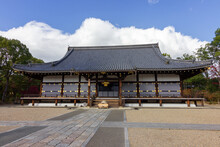 Ninna-ji Temple In Kyoto (Japan)