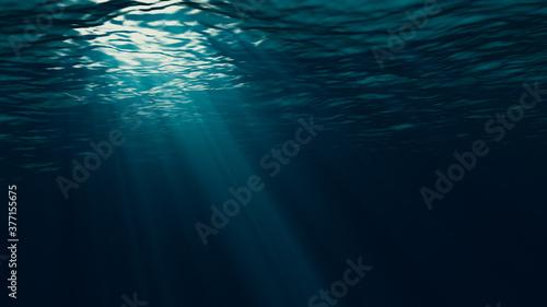 Carta da parati Sous l'eau (4k)